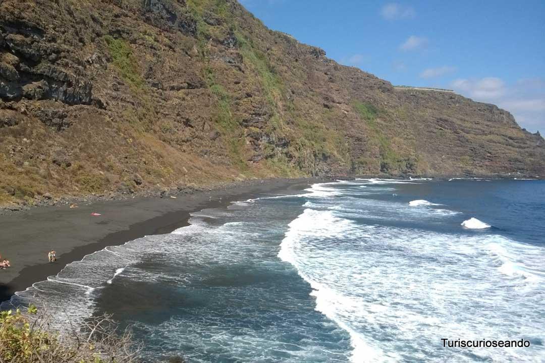 La Palma esconde una de las mejores playas de España, como la de Nogales