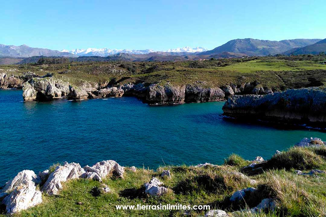 En Asturias existen unas de las mejores playas del mundo, la de San Antonio.