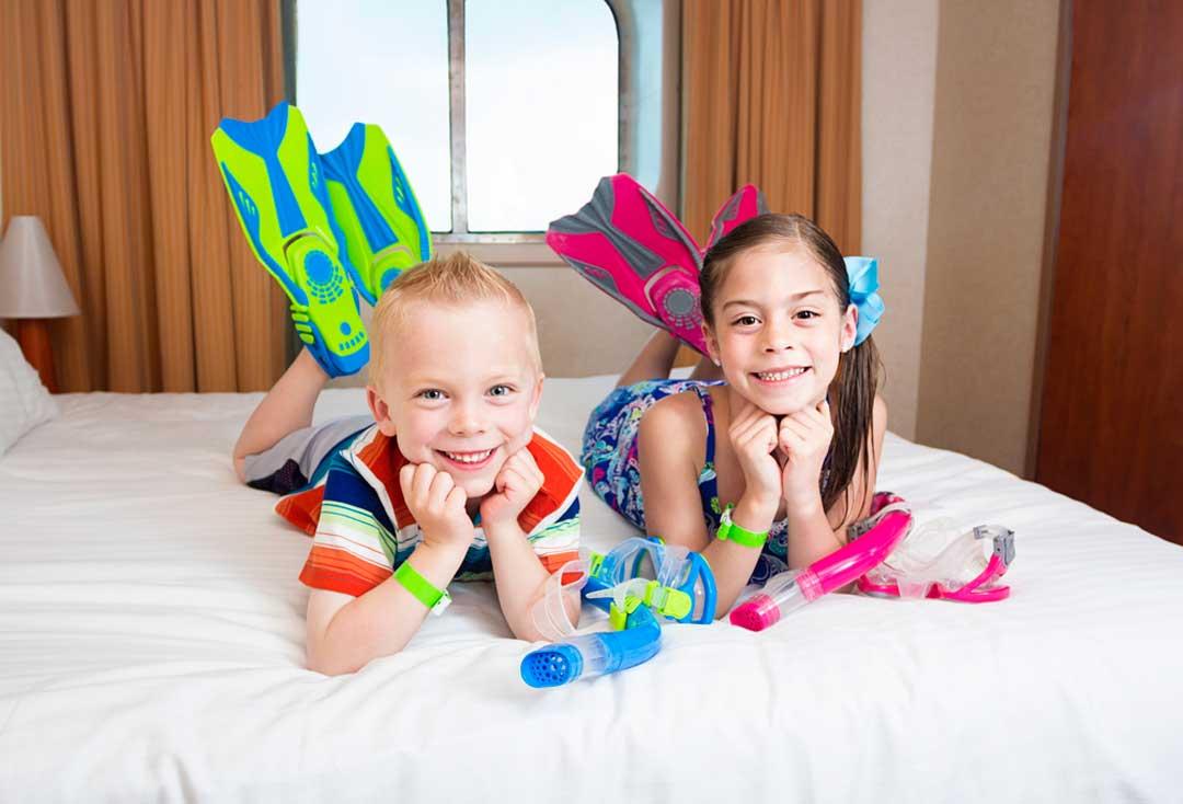 ¿Qué actividades especiales hay en los cruceros para niños?