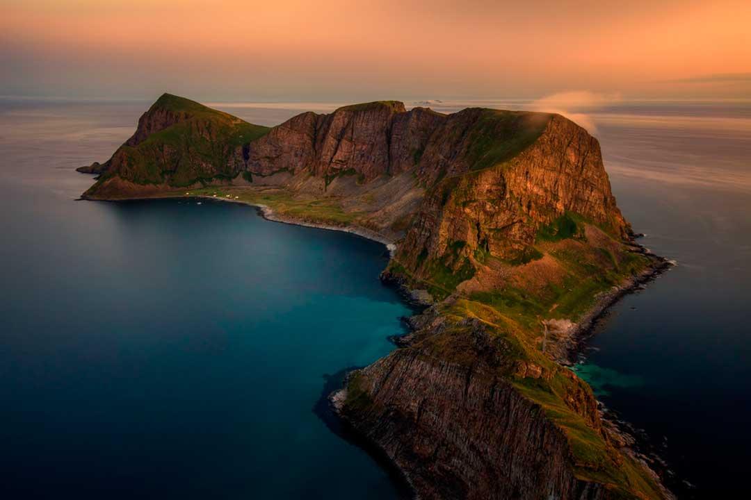 Viaje de verano a islas Lofoten