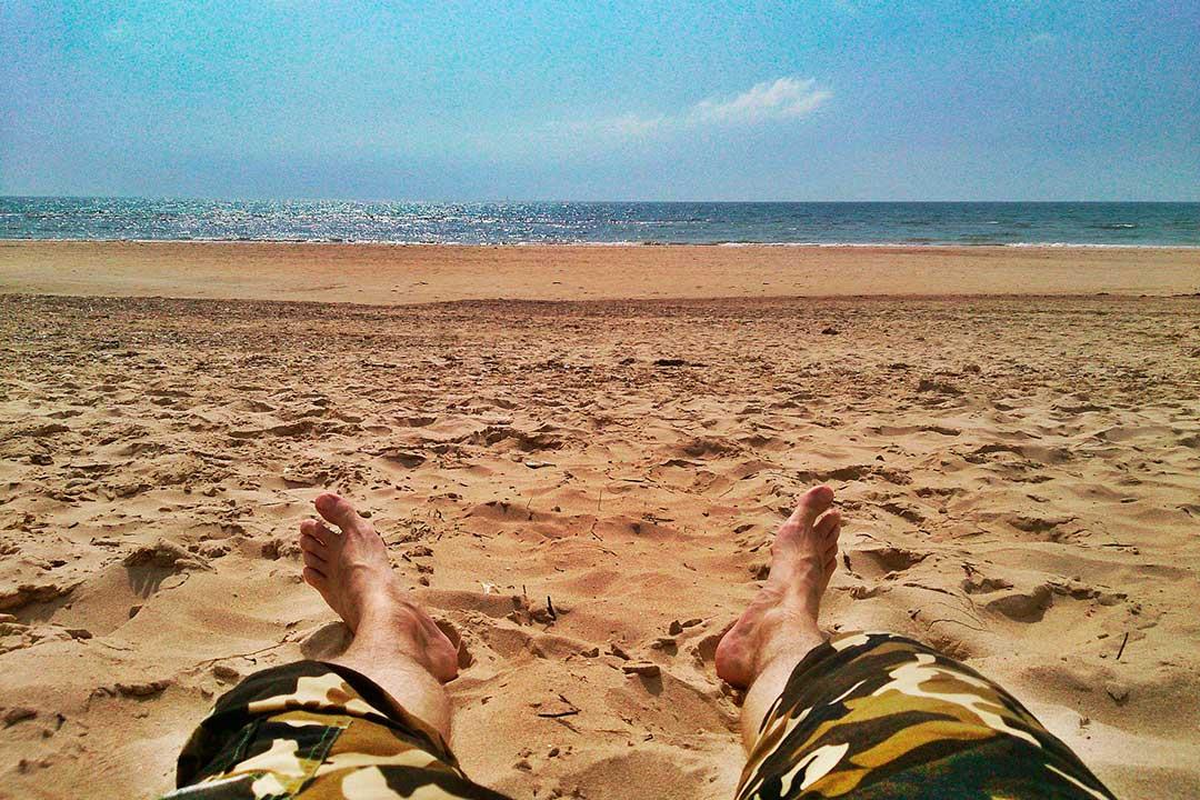 La playa de Cortadura es una de las mejores playas de España