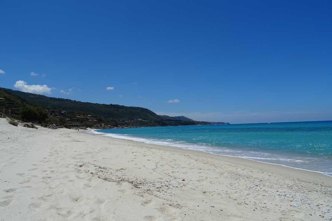 Calabria tiene una de las más bonitas y mejores playas de Europa
