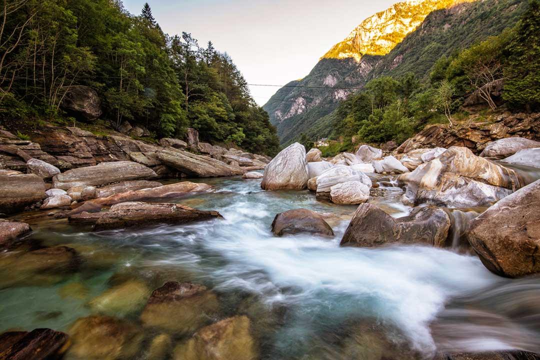 Ticino puede ser uno de los mejores viajes por Europa en verano