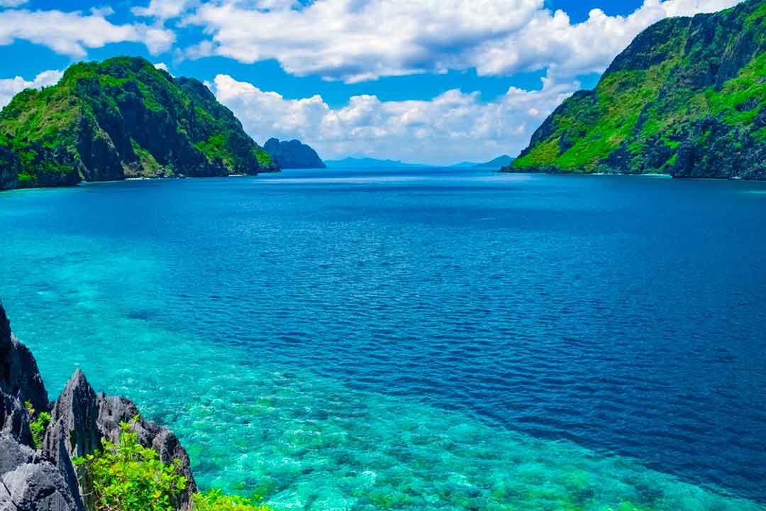 Uno de los atractivos de un viaje a Filipinas son sus playas, como las de El Nido