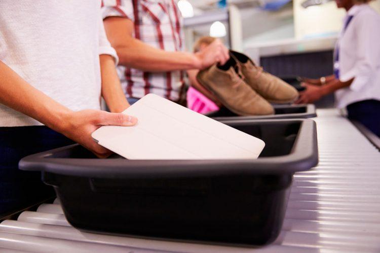 8 claves para pasar el control de seguridad del aeropuerto