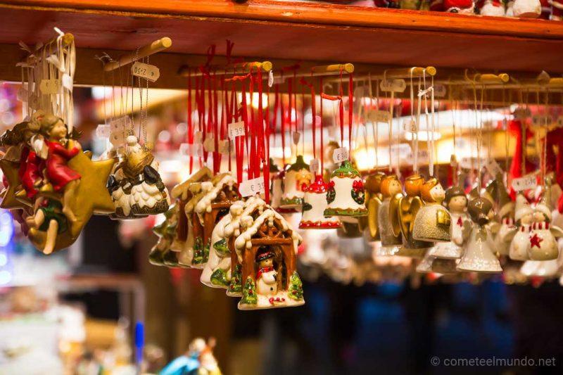 que comprar en francia: mercadillos navideños en Alsacia