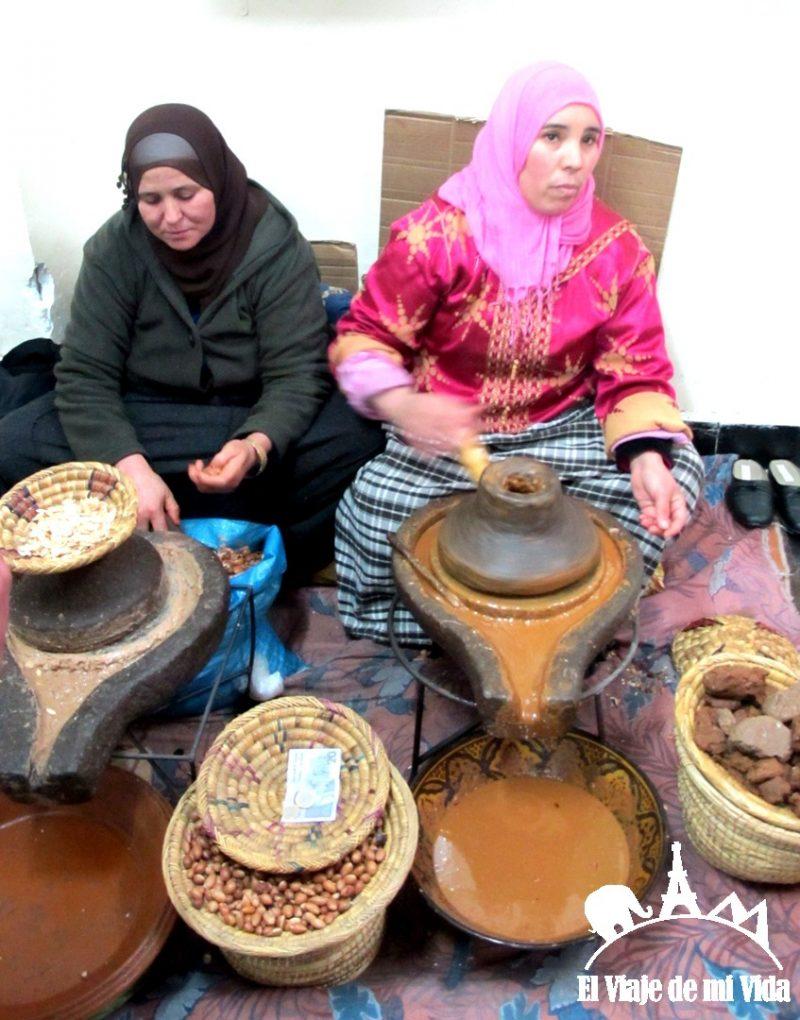 que comprar en Marruecos: aceite de argán