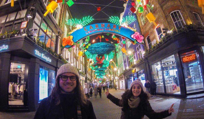 ¿Dónde pasar Navidad en Europa? Elige Londres