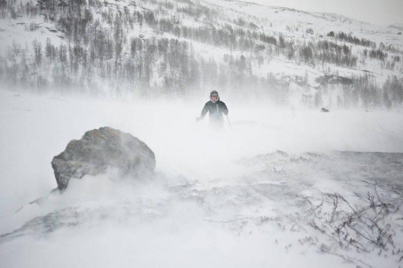 cierre de pistas por falta de nieve o exceso de la misma
