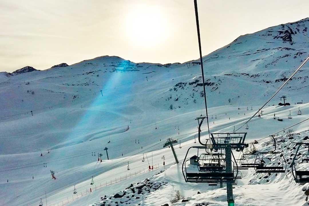 Si quieres pasar un fin de semana en la nieve, opta por Piau Engaly, en el Pirineo francés.
