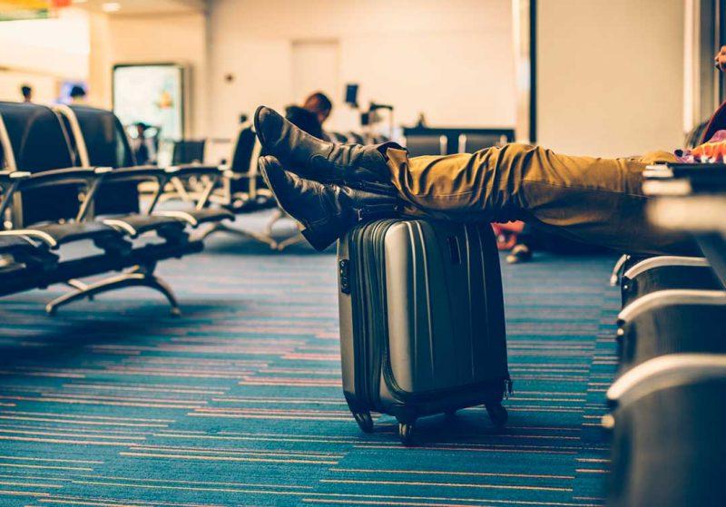 Resolvemos las dudas sobre como se hace escala en un aeropuerto