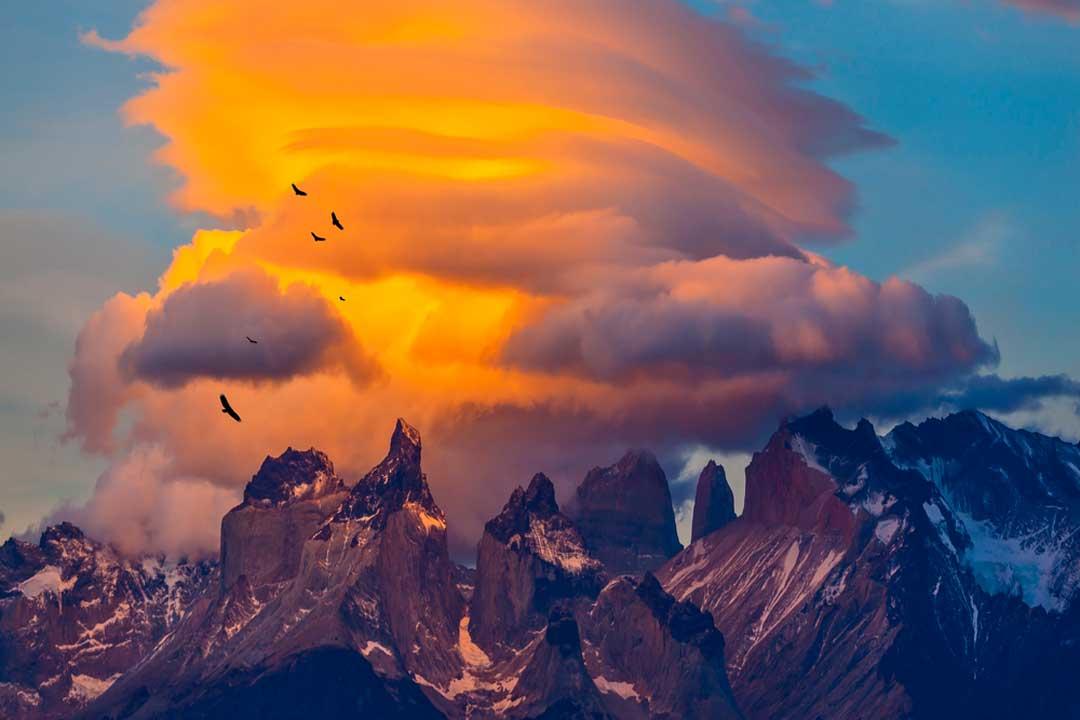 El Parque Nacional de las Torres del Paine, en Chile, entre las mejores fotos de Instagram de InterMundial en 2017