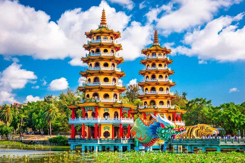 Uno de los mejores viajes en 2018 que puedes hacer es a la moderna Taiwan.