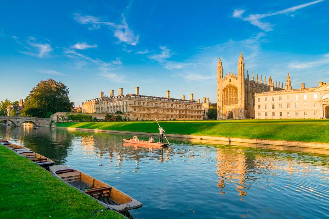 A nivel de idioma, Inglaterra está considerado el mejor país para aprender inglés