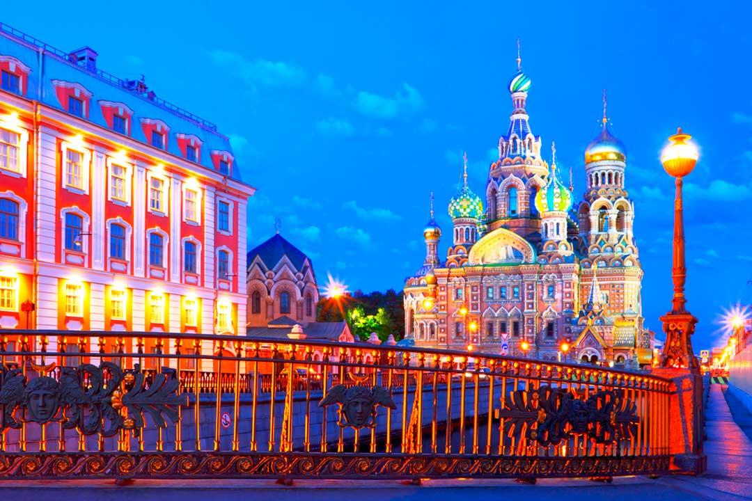 Conoce San Petersburgo durante tu viaje al Mundial de Rusia 2018
