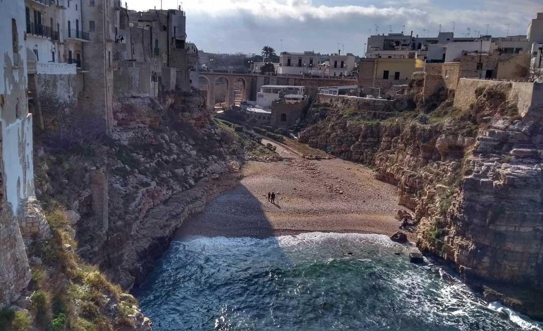 La Publiga y Basilicata son dos regiones de Italia ideales para visitar en verano de forma económica