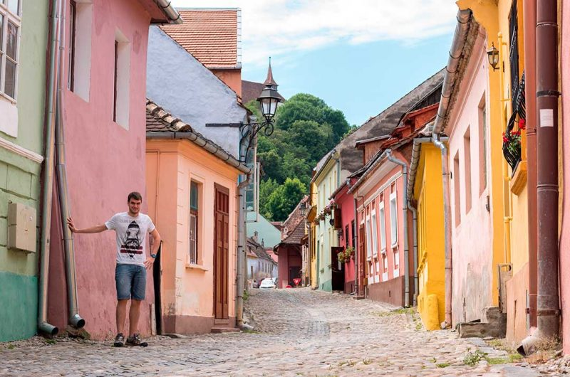Cada vez más Rumanía empieza a ser un destino conocido por los españoles y en verano está poco masificado