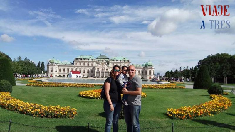 Eslovaquia y Austria son ideales para viajar en octubre con niños en Europa