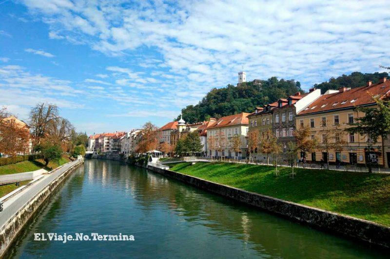 Eslovenia, destino donde viajar en Navidad barato