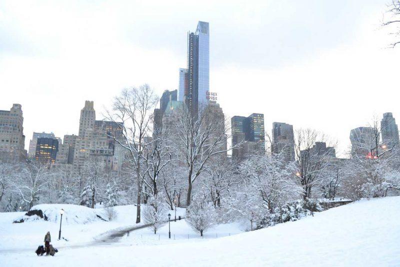 ¿Puede estar Nueva York entre los destinos económicos donde viajar en Navidad?