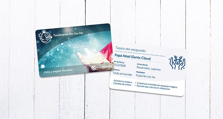 InterMundial diseña un seguro de viaje exclusivo para Papá Noel