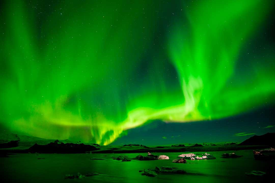 Ver auroras boreales y practicar turismo responsable, entre los nuevos retos viajeros de Raido Viajeros