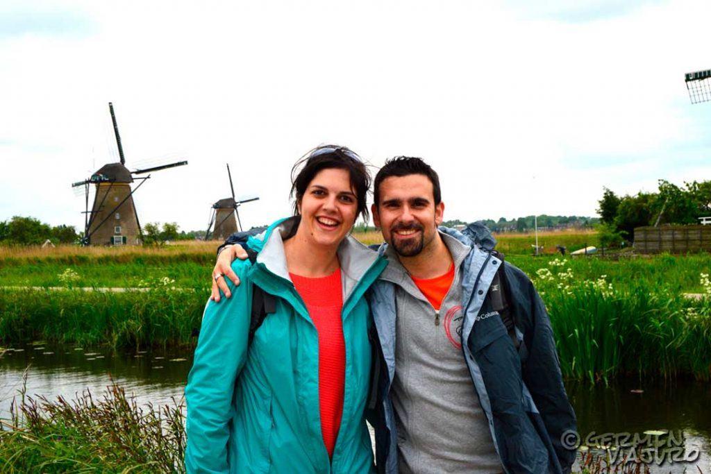 Los tulipanes en flor hacen que Holanda sea un gran destino donde viajar en prmiavera