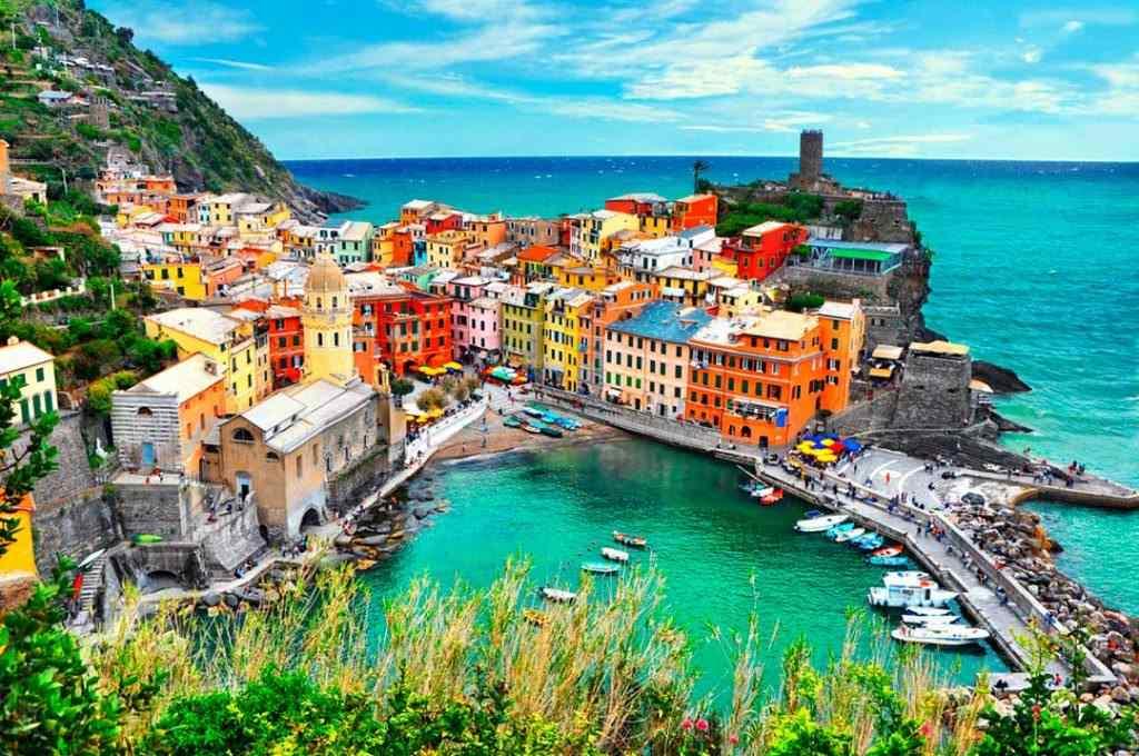 Italia es uno de los mejores destinos para cruceros de Verano