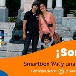 Gana una Smartbox 'Mil y una noches de felicidad' para 2 personas