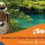 Gana una estancia en el Domo House Montes de Toledo
