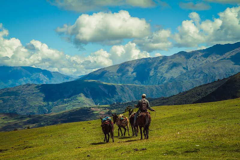 El Salkantay Trek es una de las opciones menos demandadas para visitar al Macchu Picchu por ser la más exigente