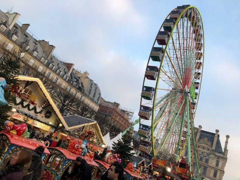 viaje fin de año paris