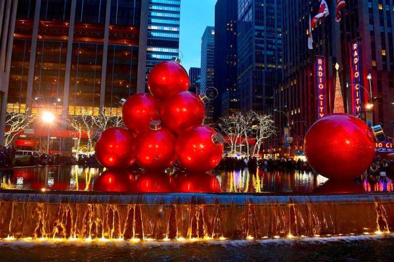escapada fin de año en nueva york