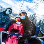 ¿Por qué esquiar en 2021 es seguro frente al COVID-19 y qué estaciones están abiertas?