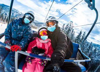 Conoce las estaciones de esquí que ya están abiertas y los protocolos de seguridad anti COVID para la temporada 2021