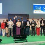 Los galardonados con el IV Premio de Turismo Responsable