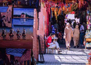 que necesito para viajar a marruecos