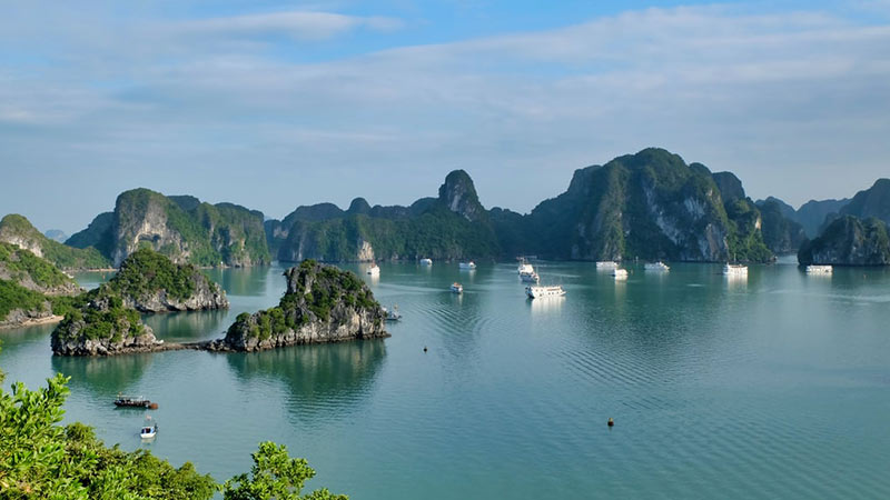 viaje de mochilero por vietnam