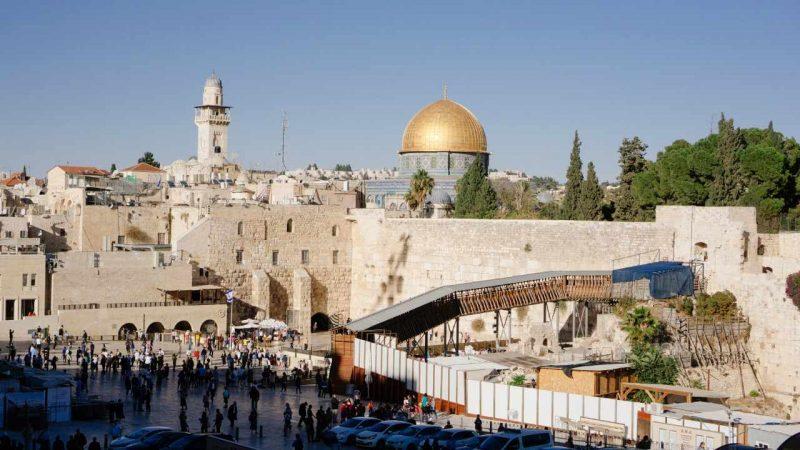 visita jerusalén