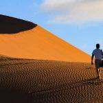 ¿Es seguro viajar a Namibia?
