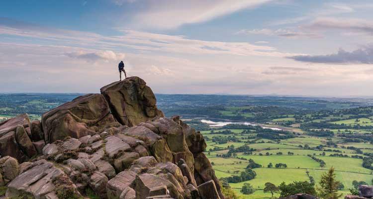 United Kingdom, a nature destination