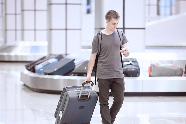 Interrupcion de viajes internacionales
